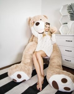 the largest teddy bear